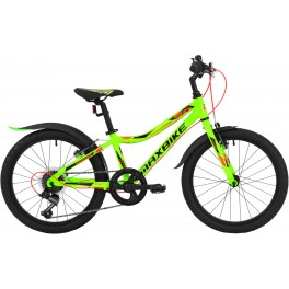 "Maxbike Junior 20"" - zelená 2019"